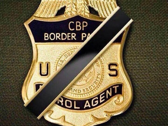 Trump tweets about death of Border Patrol agent