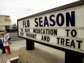 Flu still on the rise, hospitalizations high