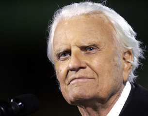 Billy Graham's body to lie in honor at Capitol