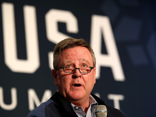 CEO of US Olympic Committee resigns