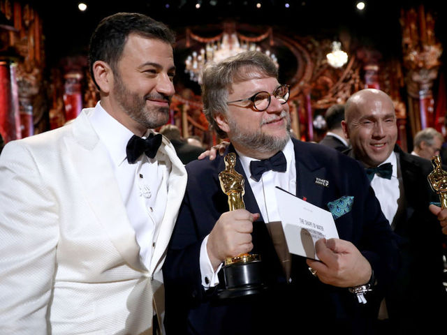 'Shape of Water' wins Best Picture Award of 90th Oscar