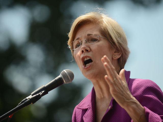 Elizabeth Warren Not Running for President, Unless She Does