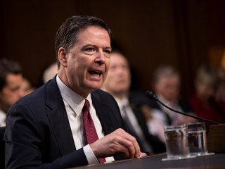 Comey notes released on conversations with Trump