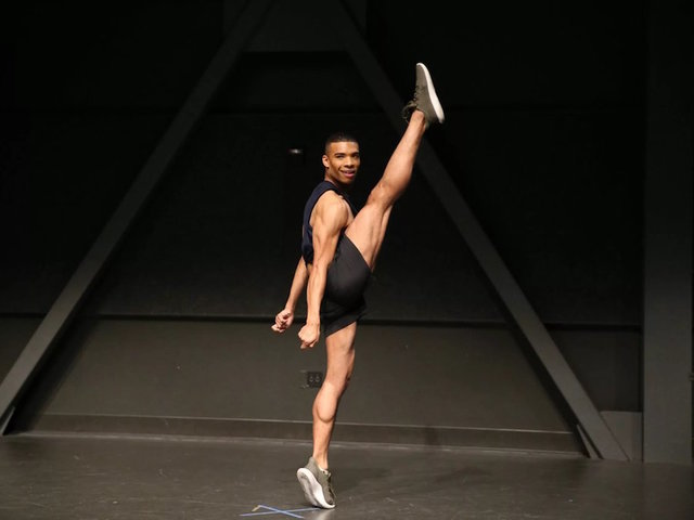 Nfl S First Male Dancers Will Hit The Sidelines This