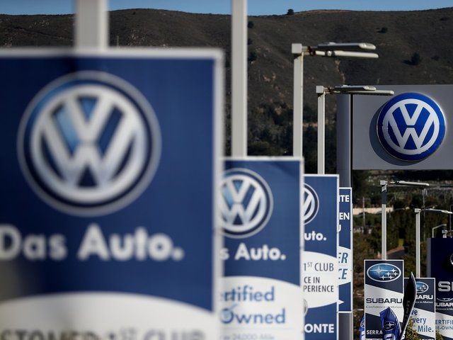 Volkswagen Names Audi Executive To Run US Operations Newsy Story - Is audi owned by volkswagen