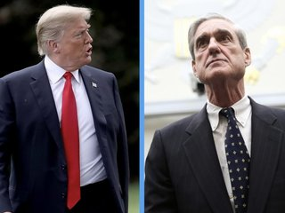 Report: Trump submits answers to Mueller