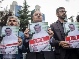 Friends of killed journalist want body back