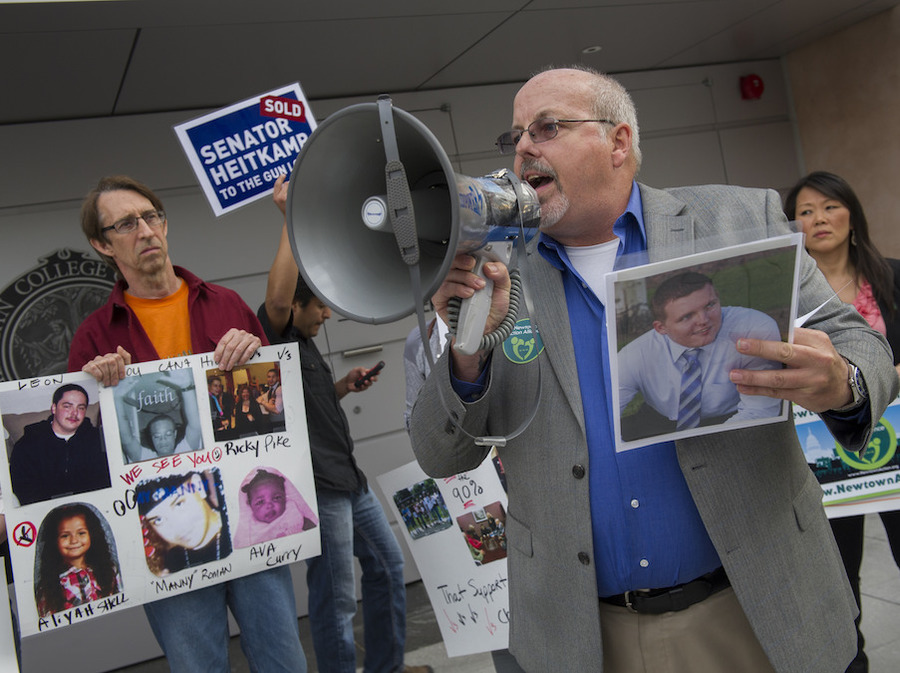 Tom Sullivan, father of Aurora theater shooting victim, unseats GOP incumbent in state House race